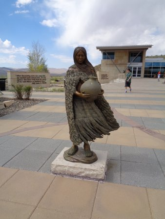 Elko, NV: Greeted at the Entrance