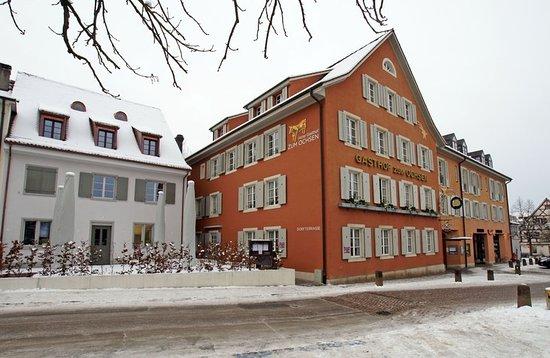 Arlesheim, Suisse : In the winter