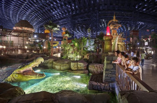 IMG Worlds of Adventure Entreeticket