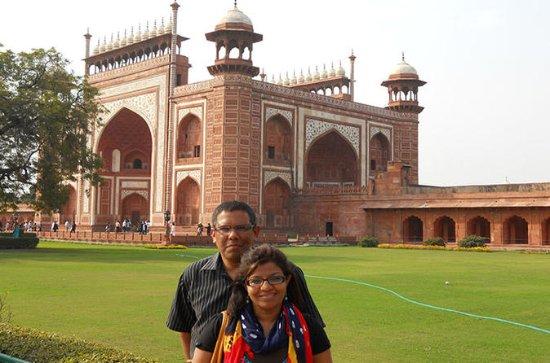 2 Days Private Sunrise Visit of Taj...