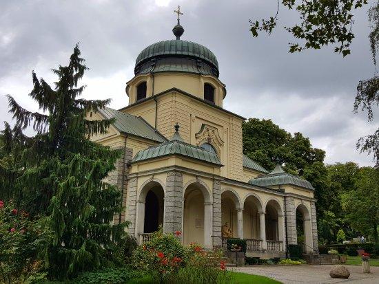 Alter St. Matthaus Kirchhof
