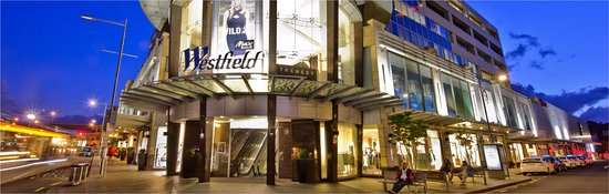 Auckland, Yeni Zelanda: Westfield Newmarket