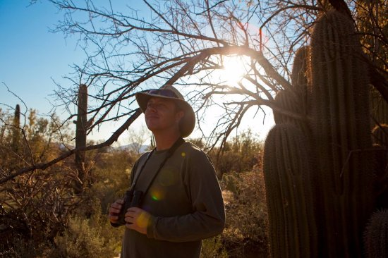 Rio Rico, AZ: Richard Fray birding in the Sonoran desert, SE Arizona