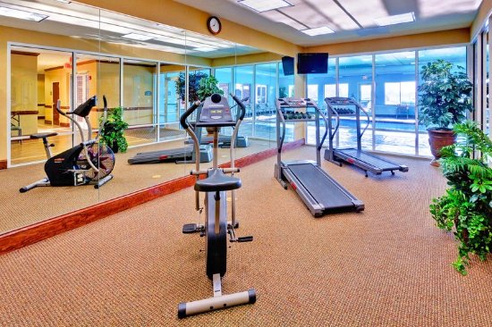 Millington, TN: Fitness Center