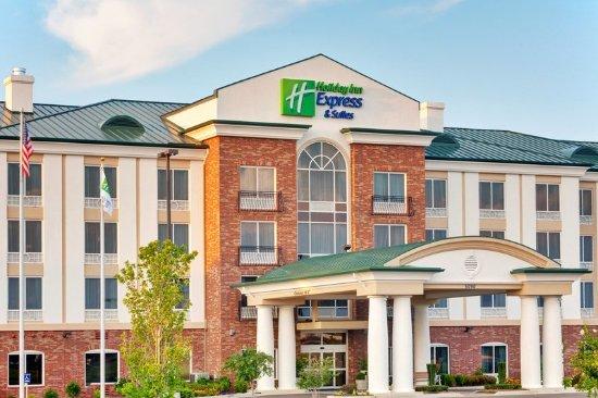 Millington, TN: Hotel Exterior