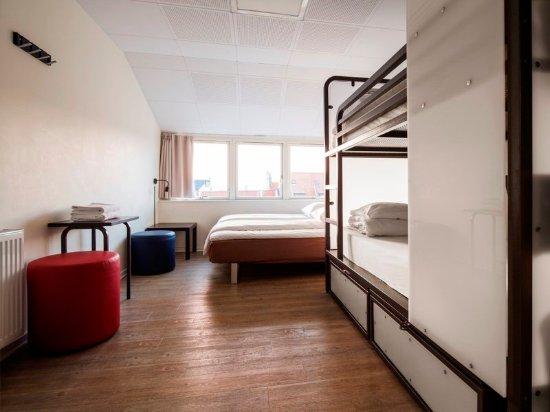 Generator Hostel Copenhagen: Dorm room