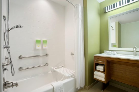 Accessible Bathroom Picture Of Home2 Suites By Hilton