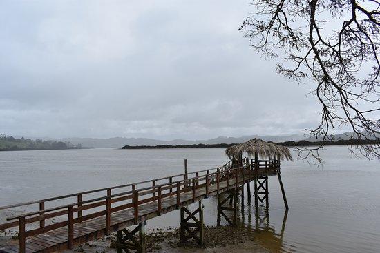 Horeke, Nueva Zelanda: View from Hotel