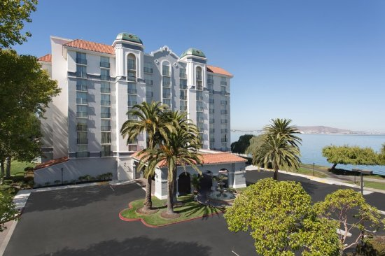 Hotel Embassy Suites Sfo Waterfront
