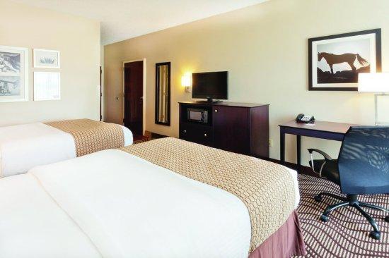 Terrell, Teksas: Guest Room
