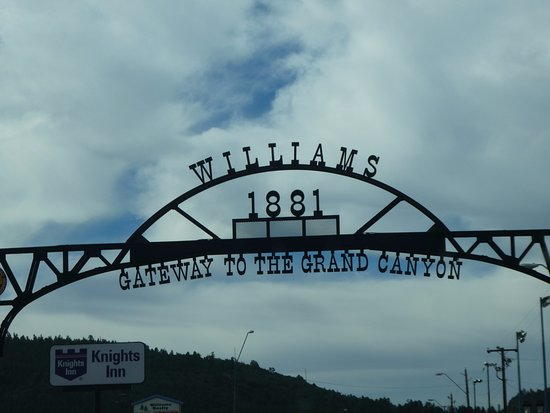 WELCOME TO WILLIAMS