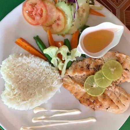 Lipa Noi, Thailand: Mango Tree Restaurant