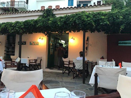 Anna S Restaurant Skopelos