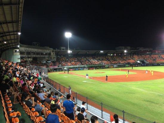 台南市立棒球场