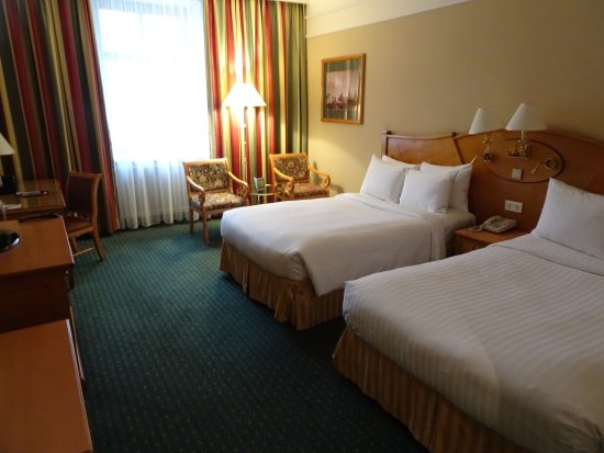 Moscow Marriott Grand Hotel Photo