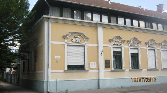 建物自体歴史的な遺産です。