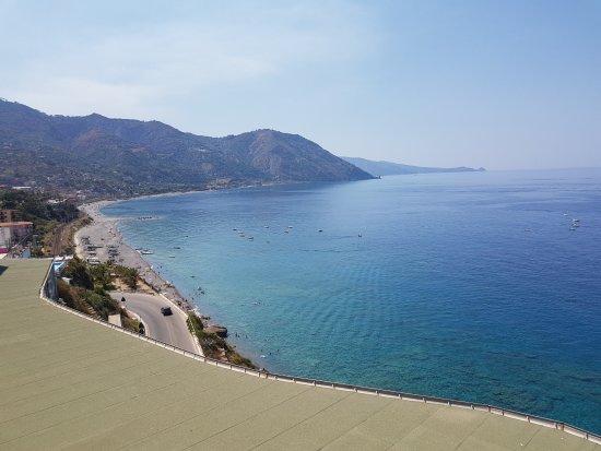 Hotel Capo Skino: foto vista stanza lato mare