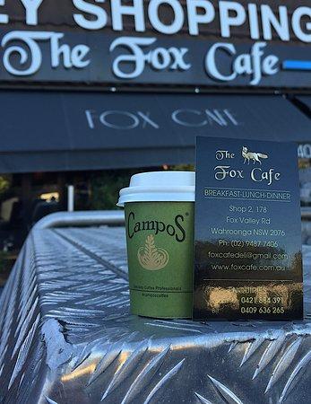 Wahroonga, Australia: Sensational coffee