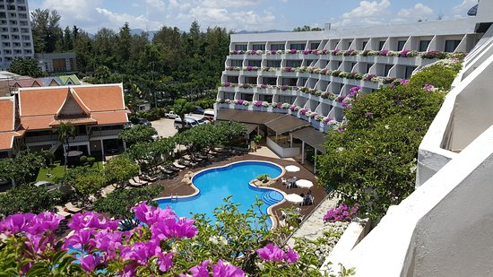 Cha-Am Methavalai Hotel Image
