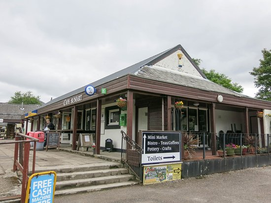 Strontian, UK: Cafe Sunart