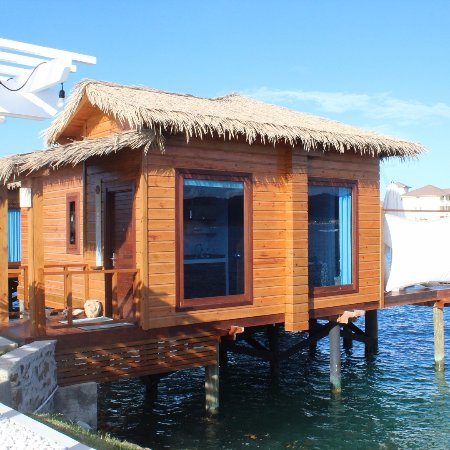Overwater Bungalows Picture Of Sandals Grande St Lucian