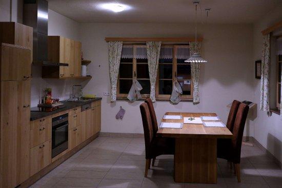 Pichl-Kainisch, Österreich: Apartmentwohnung Fred - Die Küche
