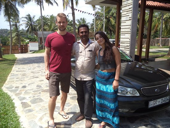 Wadduwa, Sri Lanka: 7days round trip with Mr.Lars