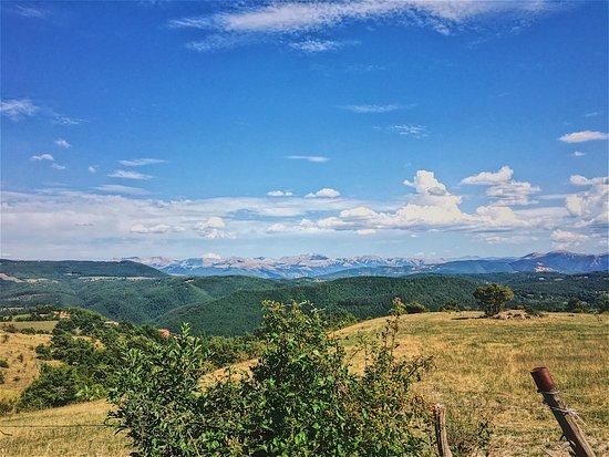Sellano, Italia: Veduta fuori dal locale