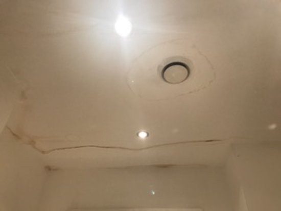 Marlin Apartments Stratford London Bathroom Ceiling Leak