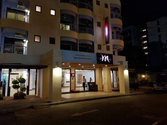 Mercure Pattaya Hotel: 20170901_191508_large.jpg