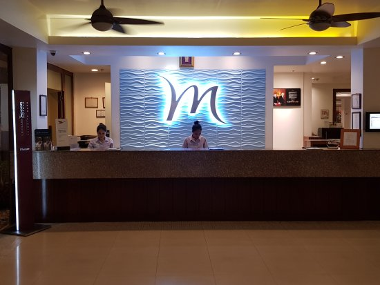 Mercure Pattaya Hotel: 20170901_191447_large.jpg