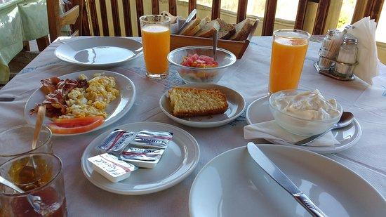 Glykeria: Breakfast