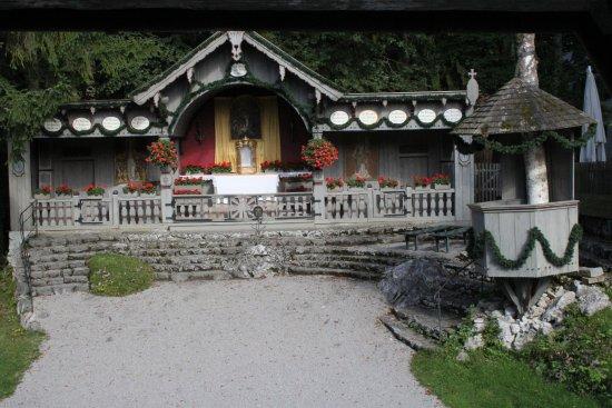 Wallfahrtskirche Maria Birkenstein