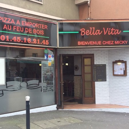 bella vita champigny sur marne restaurant avis num ro de t l phone photos tripadvisor. Black Bedroom Furniture Sets. Home Design Ideas