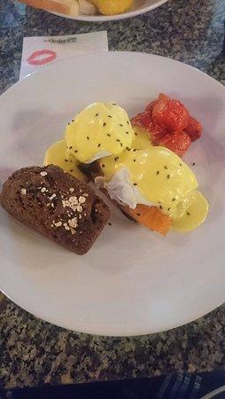 The Old Orchard Inn: Healthy Breakfast