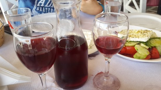 Preveza Region, Grecja: Taverna Symposio PREVEZA