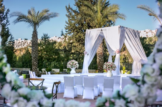 Hotel Yehuda: Wedding Ceremony