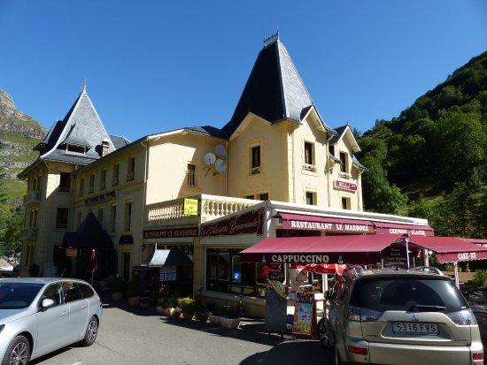Hotel Le Marbore Photo