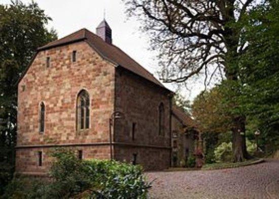 Chapelle Sainte Croix