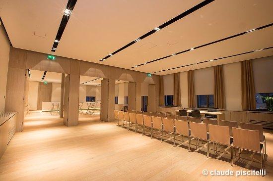 Differdange, Luxembourg: Salle polyvalente
