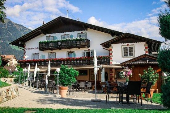 Jausenstation Garni Schneeburghof