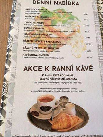 Kyjov, Czech Republic: Bezva snídaňový tip