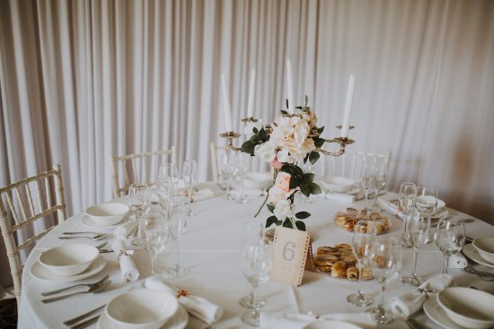 Darley Moor, UK: Wedding Table