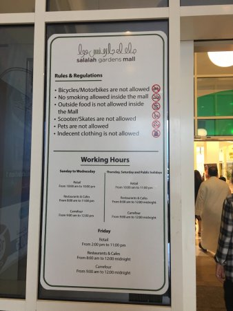 Gardens Mall Hours 7