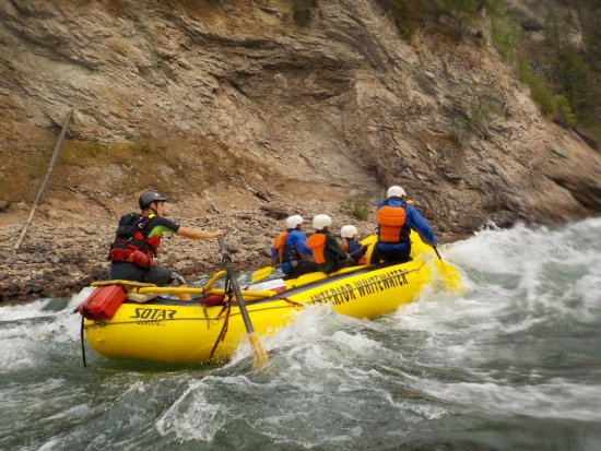 Interior Whitewater Expeditions - Day Tours: Grade 1-2 with the kids