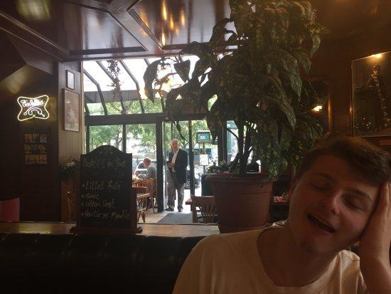 Sarah Bernhardt Restaurant : photo0.jpg