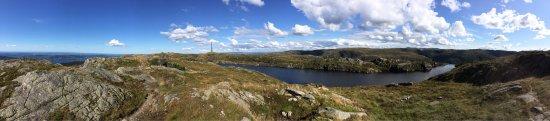 Vidden Trail between Mt. Fløyen and Mt. Ulriken : photo0.jpg