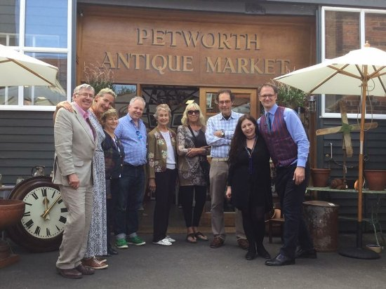 Petworth Antiques Market
