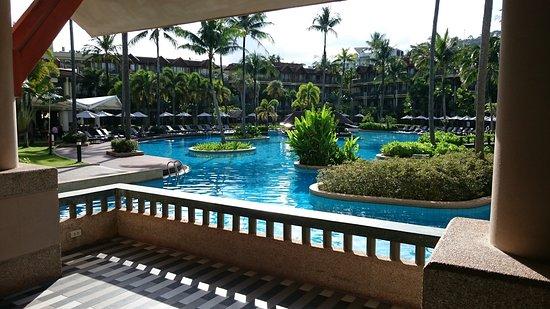 picture of phuket marriott resort spa. Black Bedroom Furniture Sets. Home Design Ideas