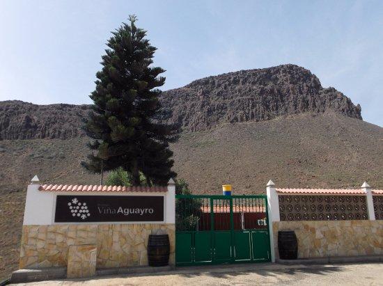 Aguimes, Ισπανία: Entrada principal